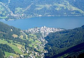 Bergstrasse 6, Flat 24, centre of Zell am See, near lifts/lake