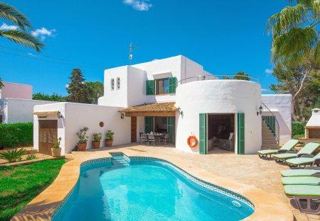 Villa in Cala d'Or, Majorca