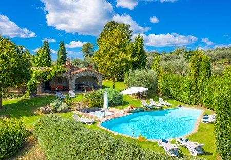 Villa in Parrano, Italy