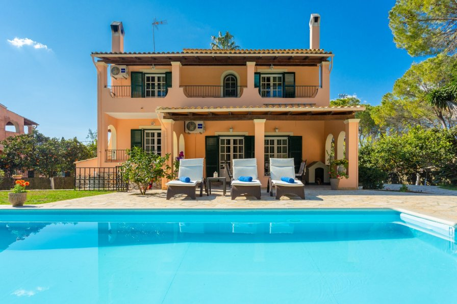 Owners abroad Villa Durrell