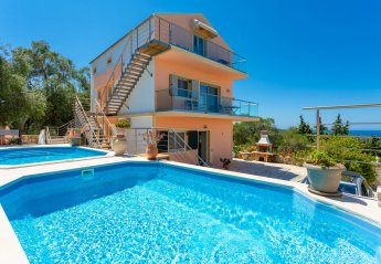 6 bedroom Villa for rent in Paxos