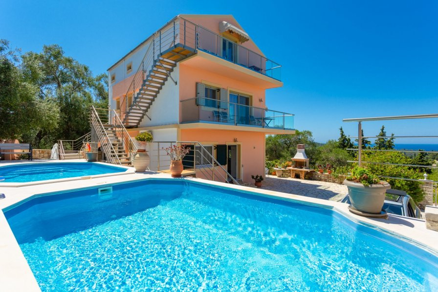 Villa in Greece, Paxos