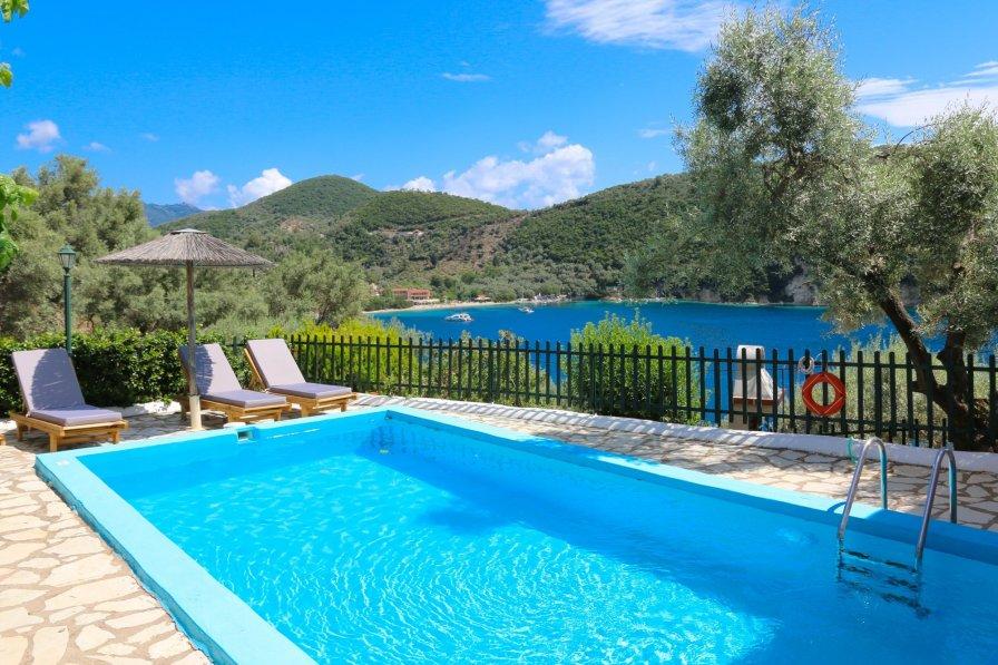 Owners abroad Villa Flisvos