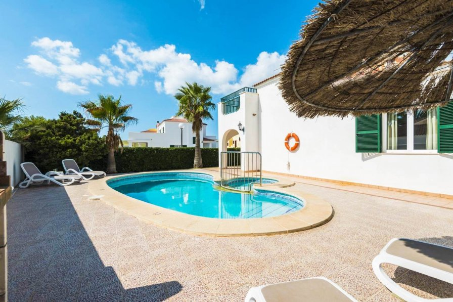 Villa in Spain, Cales Piques