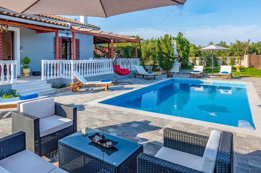 Owners abroad Villa Rose