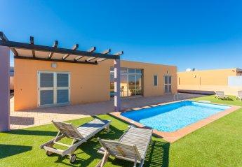 3 bedroom Villa for rent in Antigua, Fuerteventura