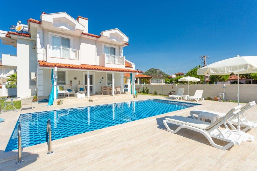 Owners abroad Villa Mina
