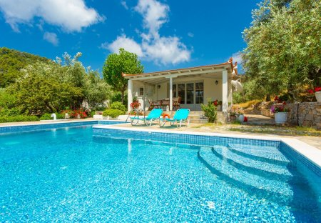 Villa in Alonissos, Greece