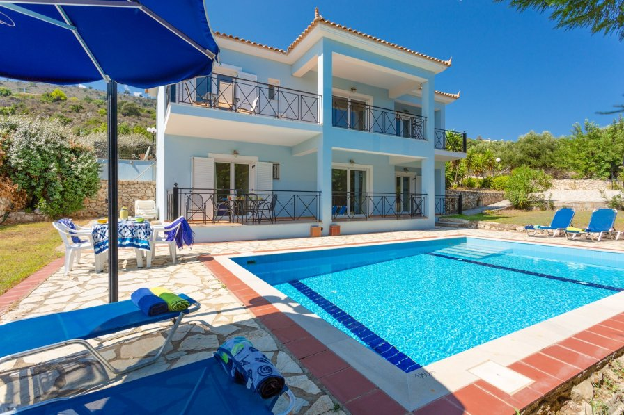 Owners abroad Skala Villa Blue