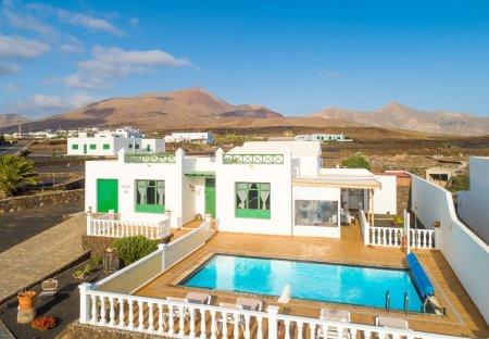 Villa in Las Breñas, Lanzarote