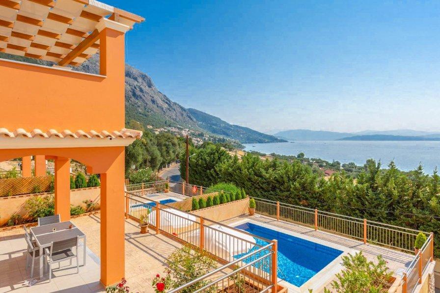 Owners abroad Villa Danaia