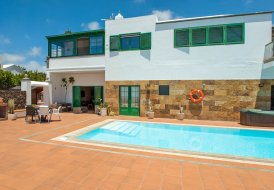 Villa in Conil, Lanzarote