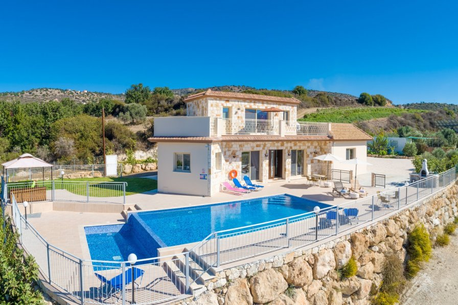 Owners abroad Villa Christel