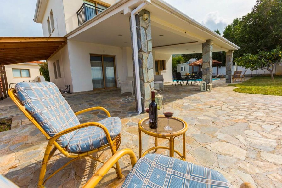 Owners abroad Villa Argaka Sunset