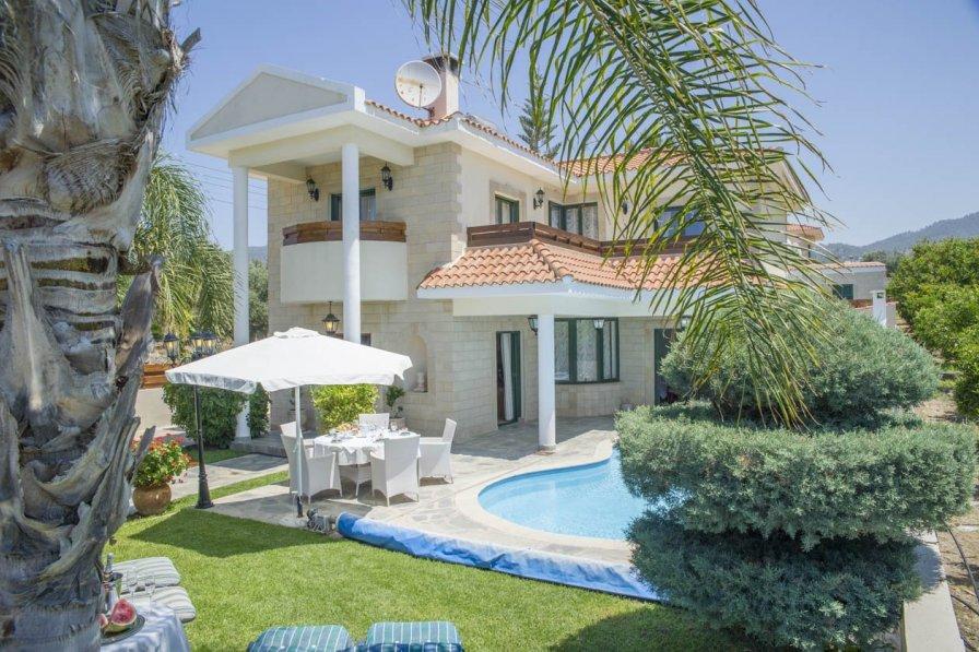 Villa in Cyprus, Ayia Marina