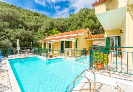 Villa in Nissaki, Corfu