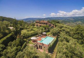 7 bedroom Villa for rent in Monsummano Terme