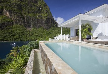 2 bedroom Villa for rent in Soufriere