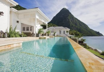 3 bedroom Villa for rent in Soufriere