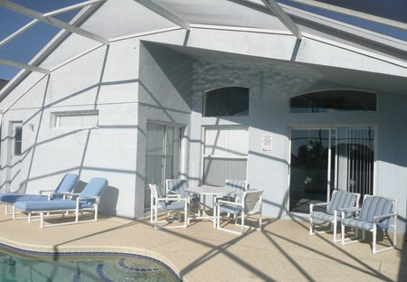 Villa in Aylesbury, Florida