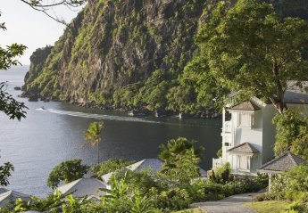4 bedroom Villa for rent in Soufriere