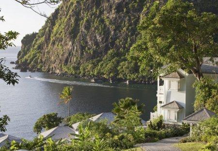 Villa in Soufriere, Saint Lucia: Sugar Beach Resort Photography