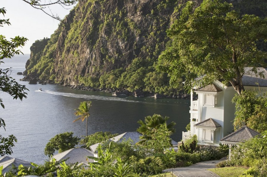 Owners abroad Soufriere Beach Villa