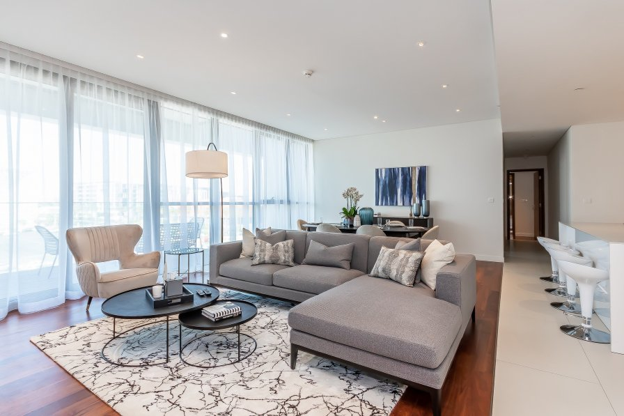 Brand New 3BR, Available in City Walk B'10 309