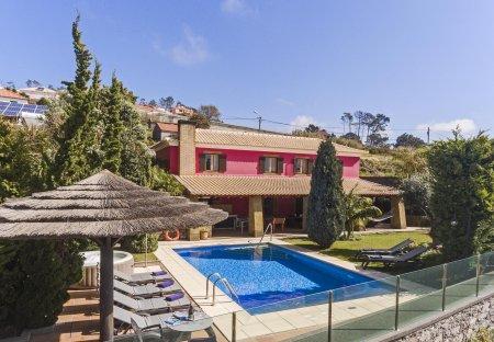 Villa in Referta, Madeira