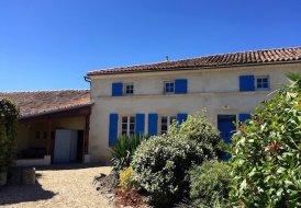 Farm House in Néré, France