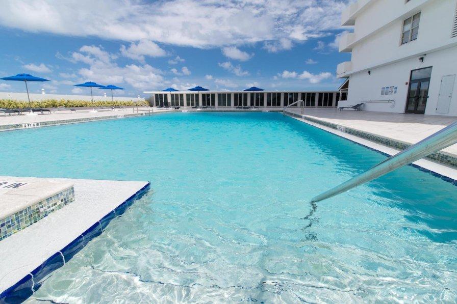 Apartment in USA, North Miami Beach