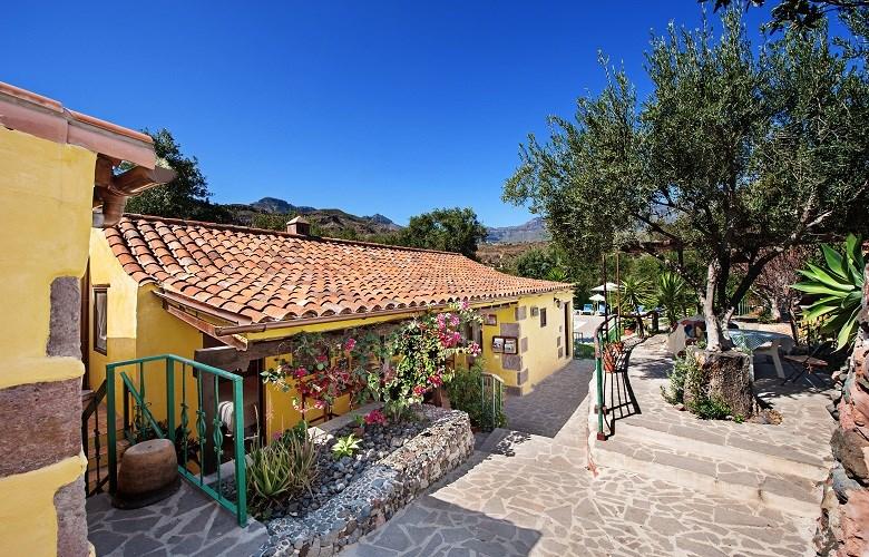 Country house in Spain, Santa Lucia de Tirajana
