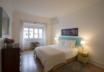 4 bedroom Apartment for rent in Central Lisbon