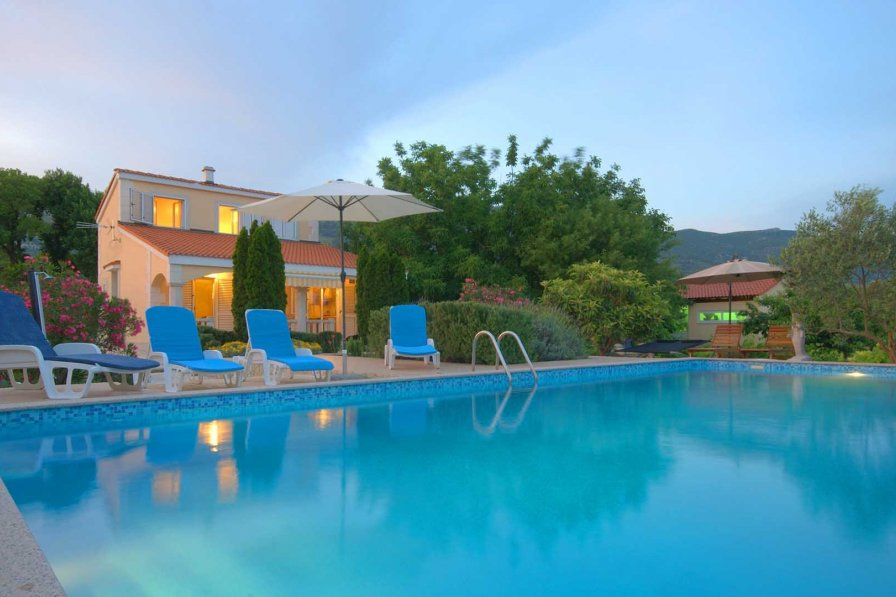 Villa in Croatia, Kaštel Novi