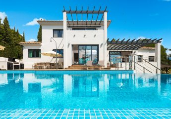 6 bedroom Villa for rent in Mijas Golf