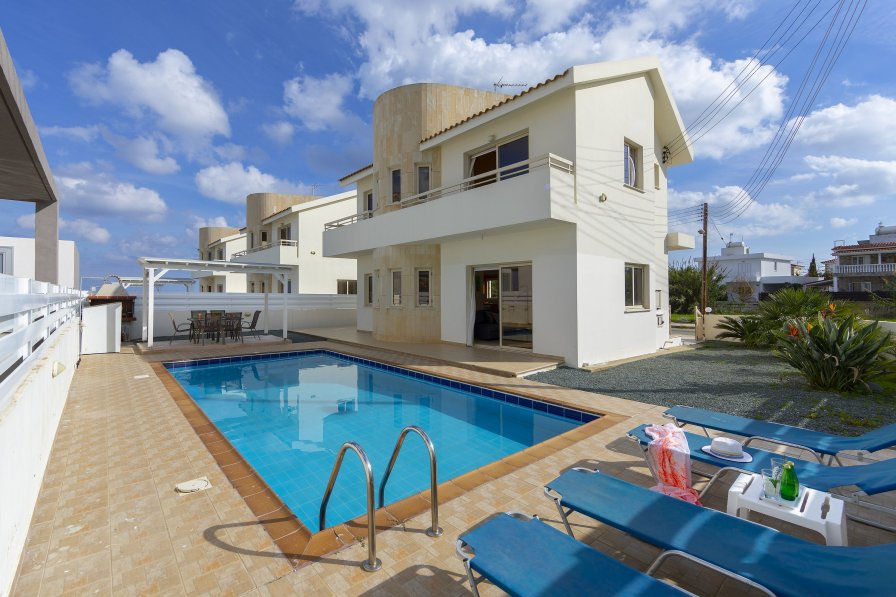 PRDA Protaras Sunnyside Villa