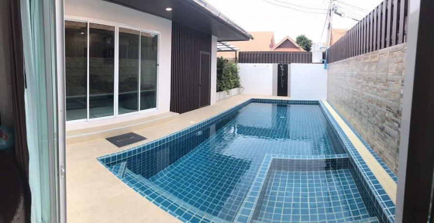 Pattaya - The Ville Jomtien VIP villa
