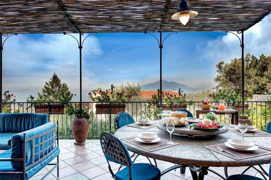 Villa in Italy, Vico Equense
