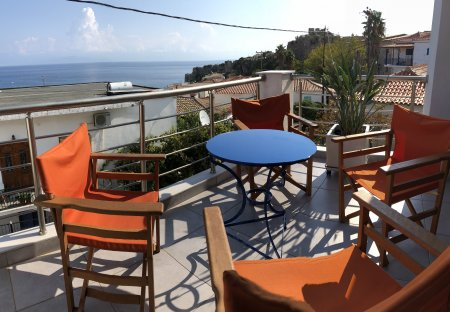 Villa in Koroni, Greece