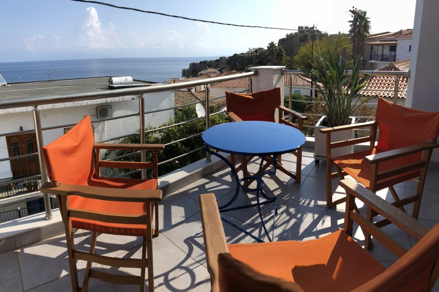 Villa in Greece, Koroni