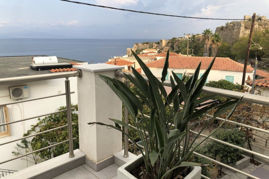 Villa in Greece, Koroni