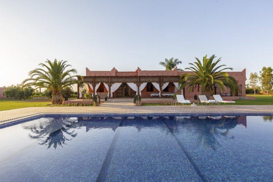 Owners abroad Villa Adilah