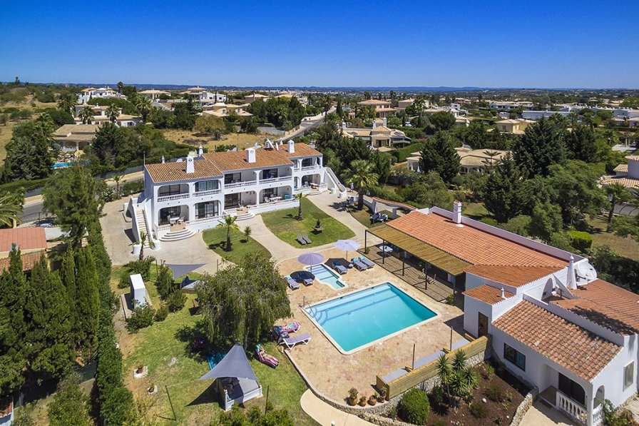 Padre Vicente Resort - Small resort with 10 apartments, Carvoeiro