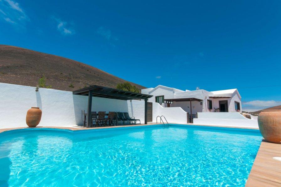 Holiday home in La Asomada, Lanzarote