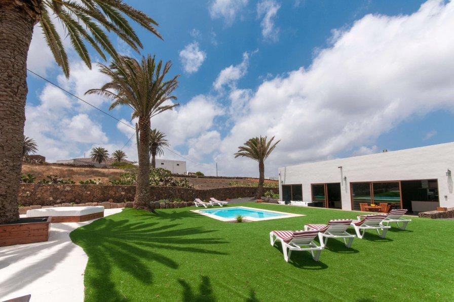 Holiday home in Tajaste, Lanzarote