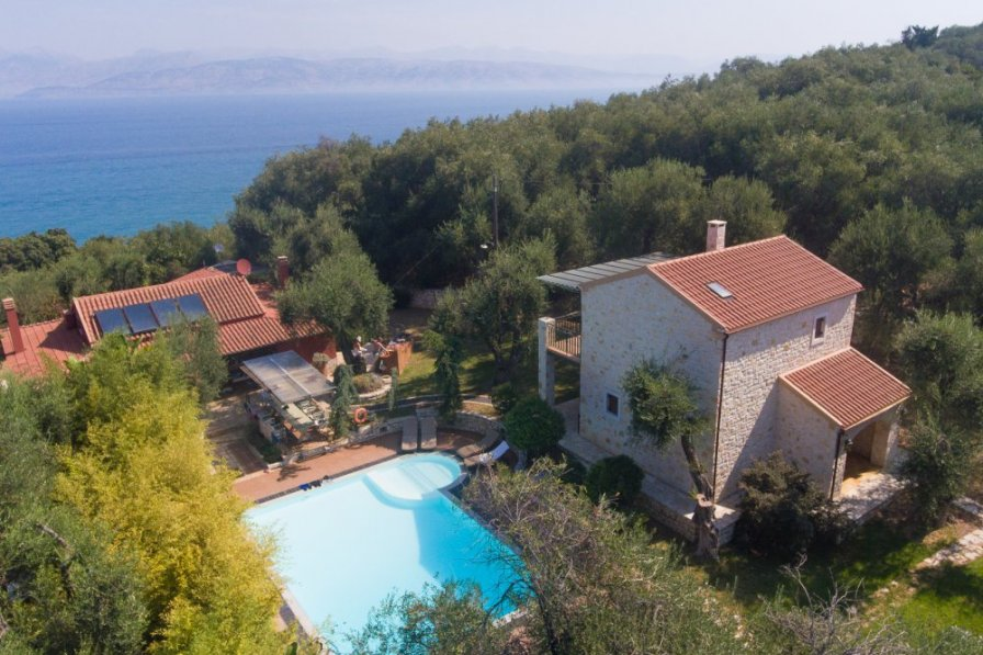 Owners abroad The Thalia Estate