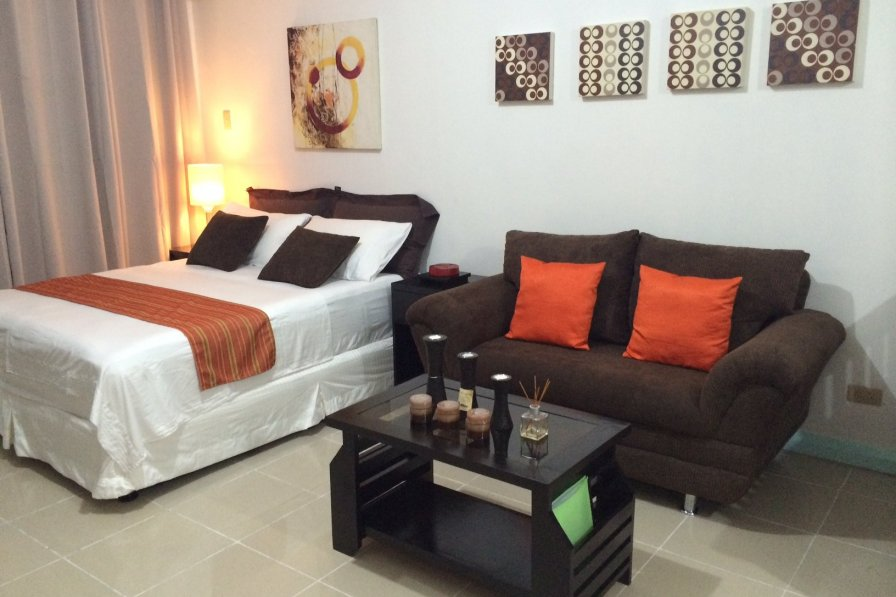 Owners abroad STUDIO WITH BALCONY ERMITA - ROBINSONS MALL -RPR08