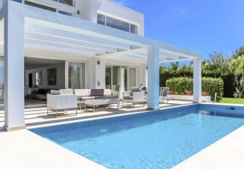 4 bedroom Villa for rent in Estepona