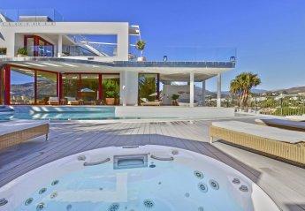 7 bedroom Villa for rent in Marbella