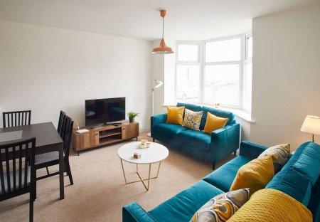 Apartment in Coatham, England